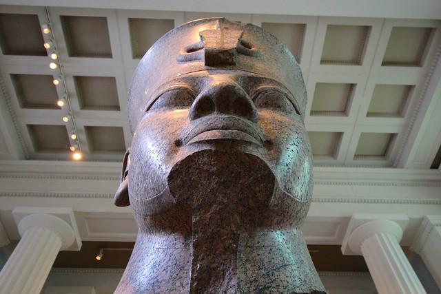 Header of Amenhotep III