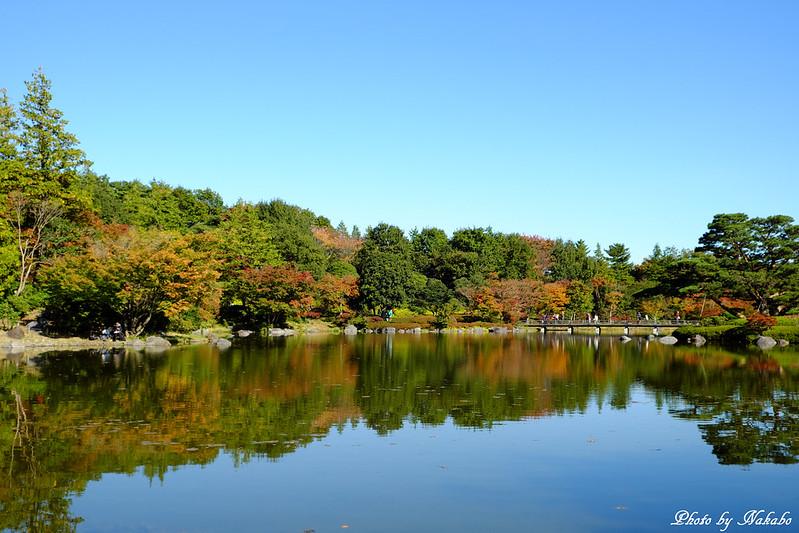 日本庭園@国営昭和記念公園 by Nakabo