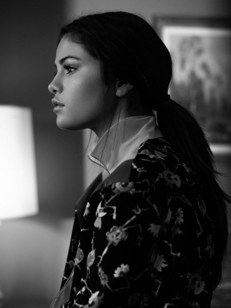 Селена Гомес — Фотосессия для «InStyle» UK 2015 – 9