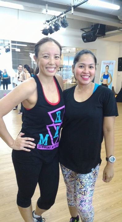with noelle de guzman kikay runner