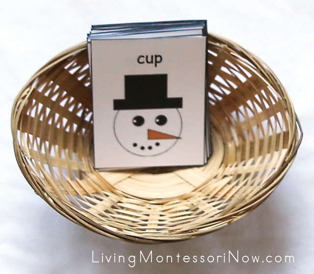 Compound Word Snowmen