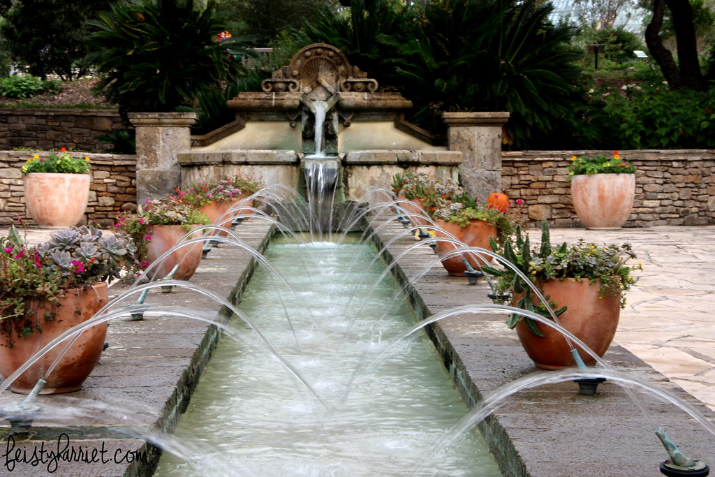 San Antonio - Botanical Gardens