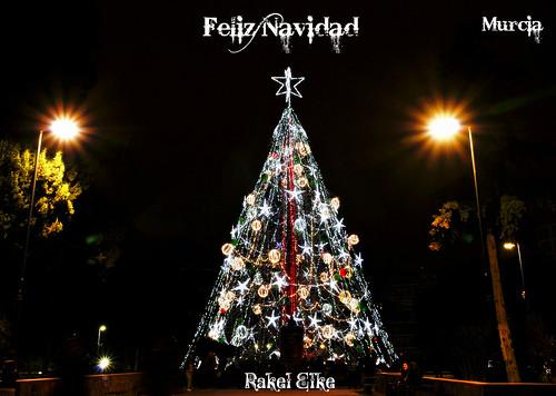 Feliz Navidad desde Murcia