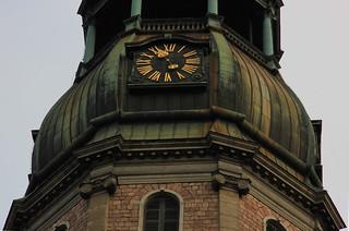 Steeple, Riga