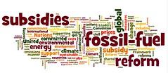 Wordcloud: #COP21 Fossel Fuel Subsidy Reform Communiqué @UNFCCC @LeoHickman @CarbonBrief #EndFFS
