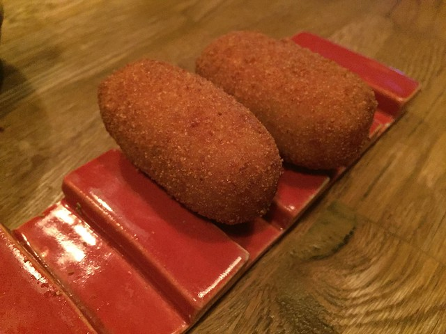 Croquetas de jamon - El Willy