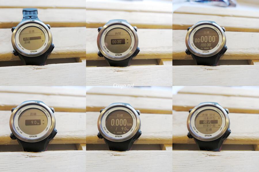 2015.12.10▐ 跑腿小妞▐ 為下一個挑戰設定目標, EPSON RUNSENSE SF-810 手錶訓練心得 07.jpg