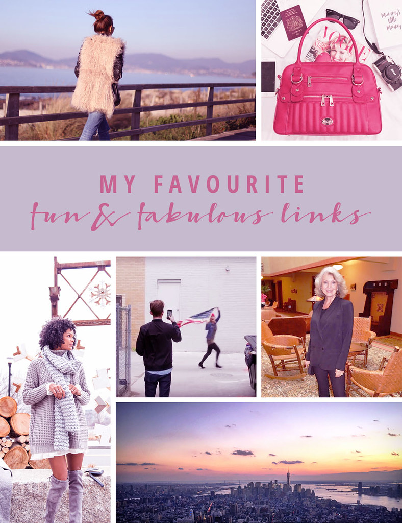 Not Dressed As Lamb | Favourite Fun & Fabulous Links December 2015