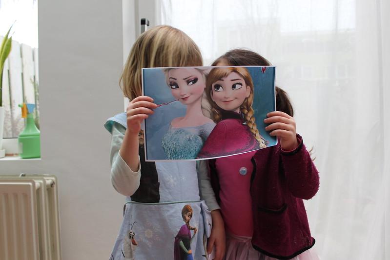 Eigen Anna en Elsa