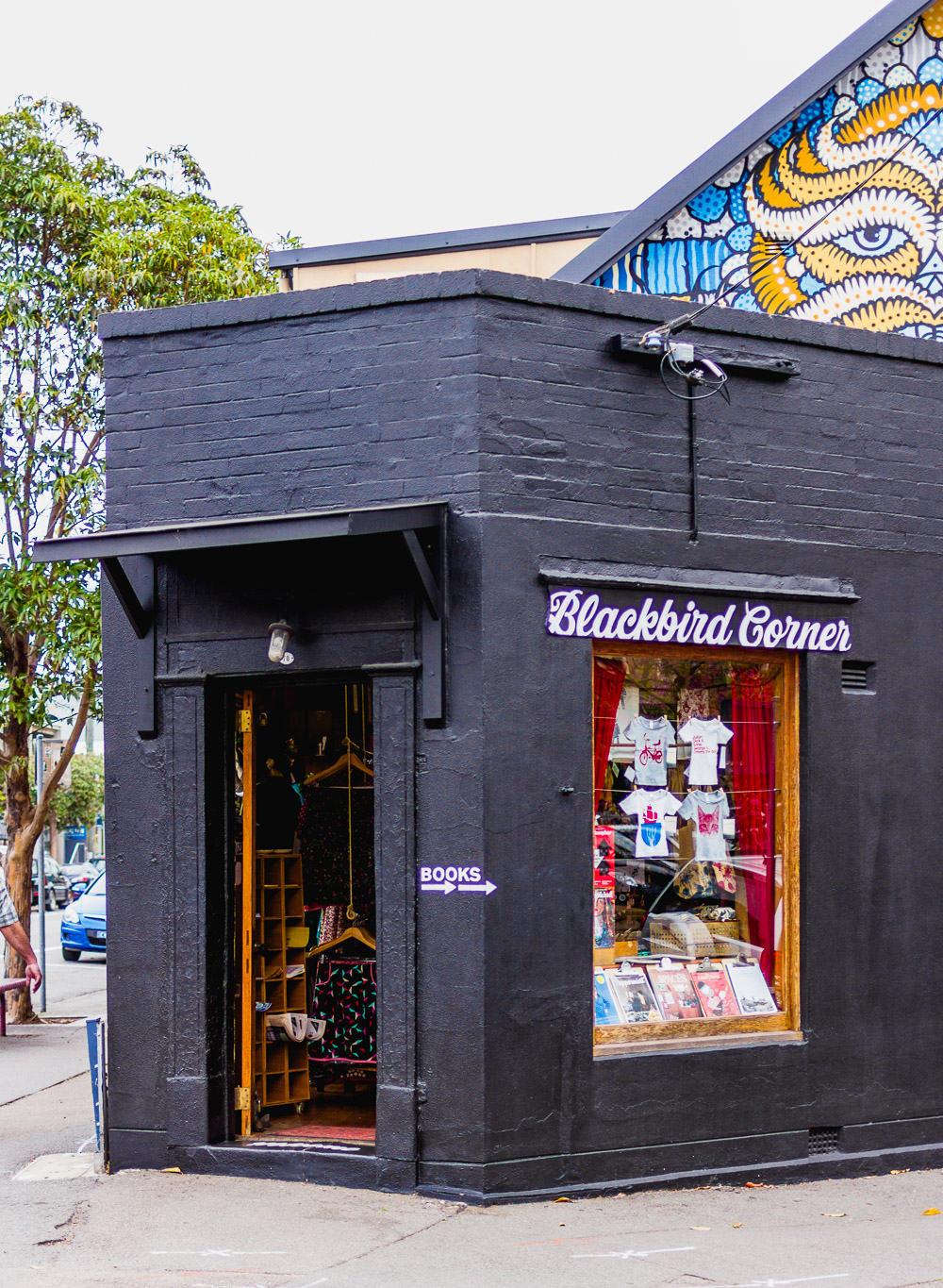 blackbird corner shop gifts indie