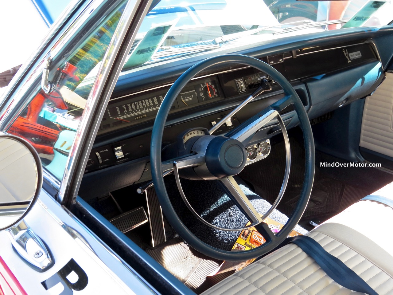 Sox and Martin Clone Road Runner Interior