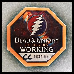Dead & Company - 12/27/15 #tbt #throwback #throwbackthursday #musicsumo