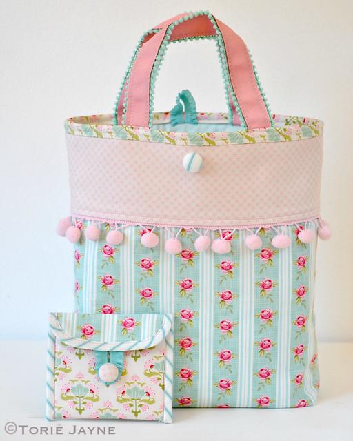 Handmade bag & purse