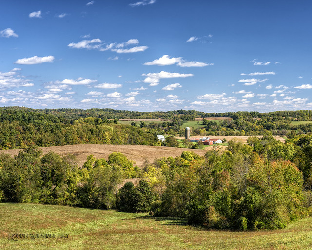 Ohio Farms - October