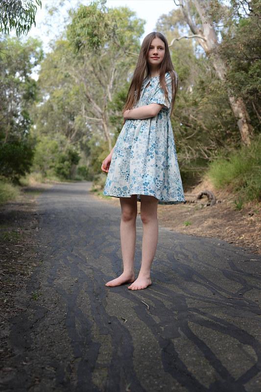 Nani Iro dress