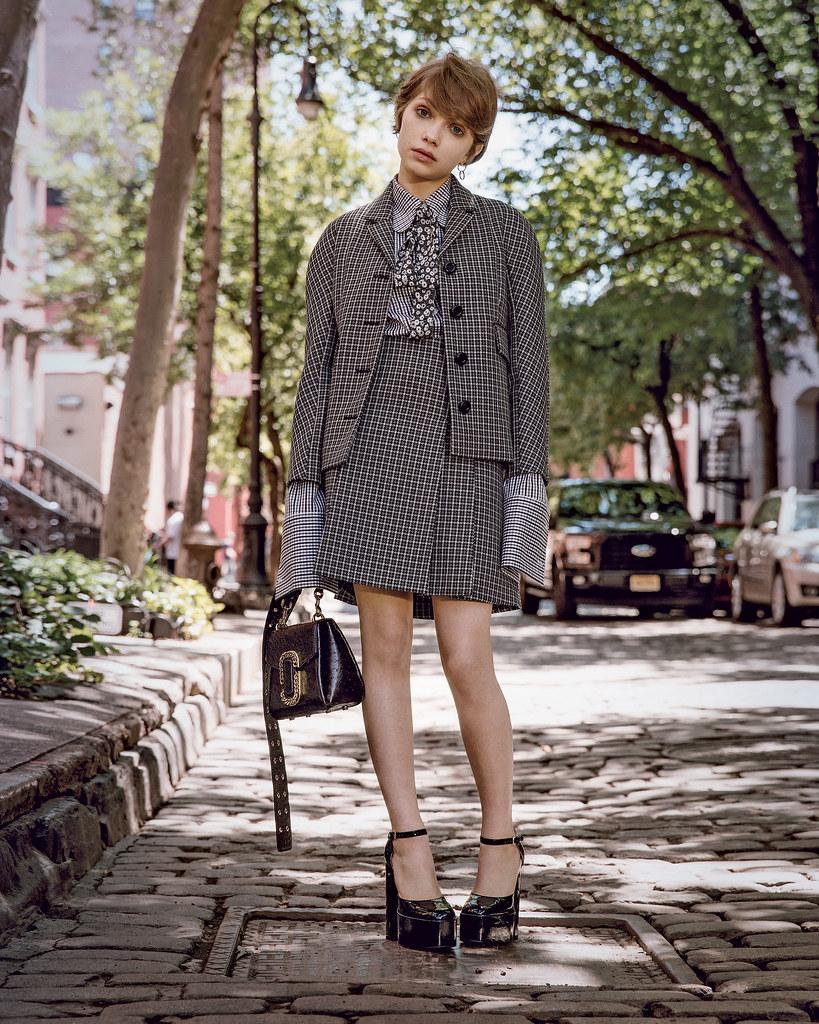 Тави Гевинсон — Фотосессия для «Teen Vogue» 2016 – 1