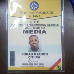Election 2016. Got you covered!  #GhElections