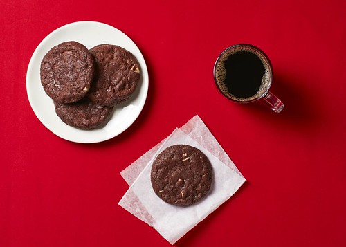 Triple Chocolate Truffle Cookie