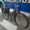 1950 - Damenfahrrad Sigrud mit ILO-Hilfsmotor _