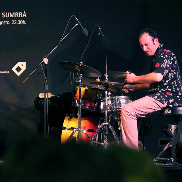 SUMRRÁ - JAZZ FESTIVAL´15 - CEREZALES DEL CONDADO - 15.08.15