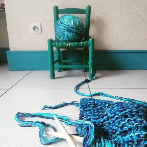 Knitting time :)