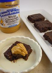 Butternut squash brownies