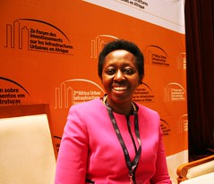 Aisa Kirabo Kacyira, Assistant Secretary General and Deputy Executive Director of UN-Habitat, credit, Busani Bafana, IPS