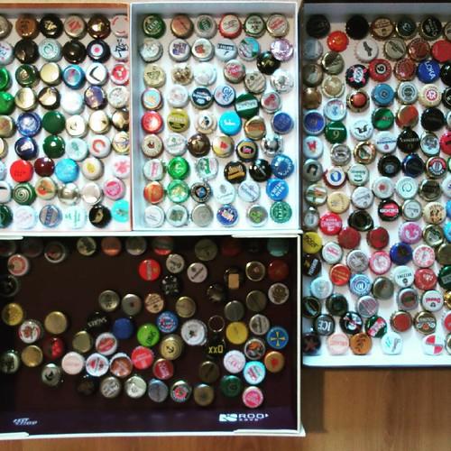 Collection de capsules :)