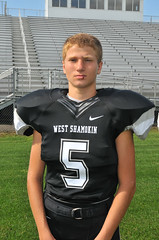 West Shamokin Player # 05