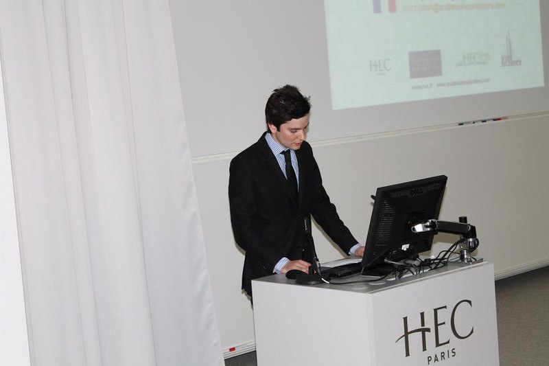 AE Conference at HEC Paris with the GCC Ambassadors