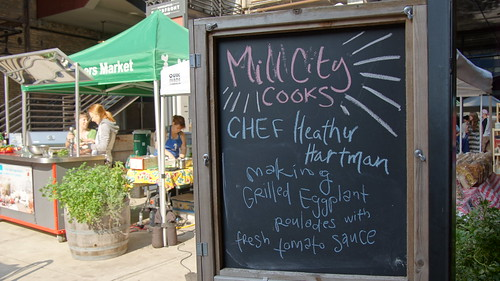 August 22, 2015 Mill City Farmers Market