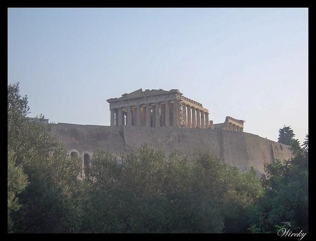 Grecia visita Atenas - Acrópolis de Atenas