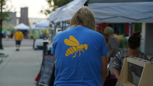 August 22, 2015 Mill City Farmers Market