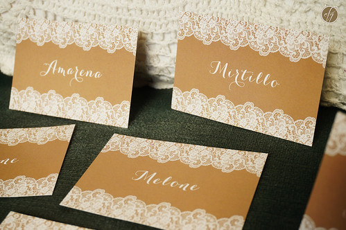 Cartellini confettata - Candy bar labels