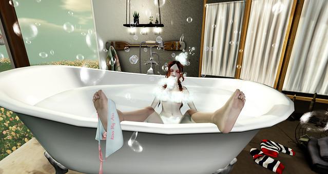 Happy Bath Time♪    Snapshot_54190