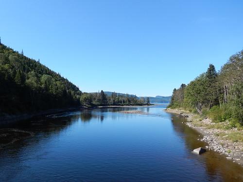 Parc Fjord du Saguenay - onderweg naar Halte de Belugas