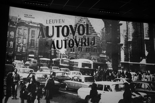 Leuven Autovol-Autovrij Persvoorstelling