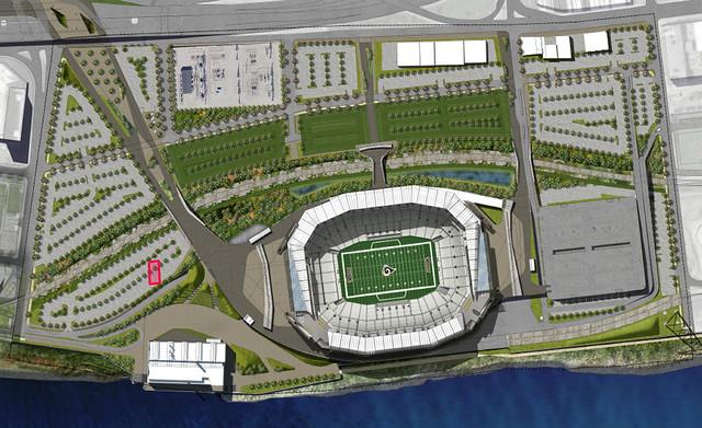 Al's - STL stadium site 9-1-15