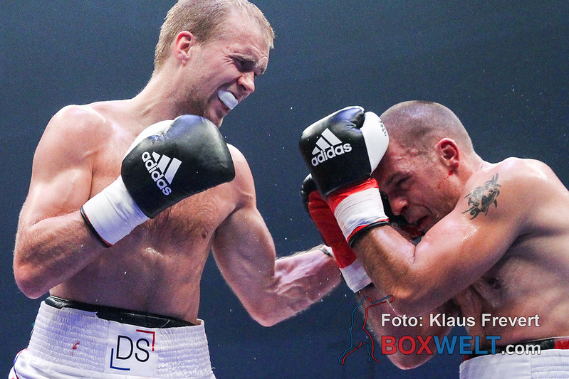 Stefan Haertel vs Ivan Jukic