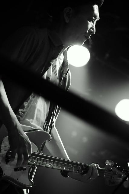 ファズの魔法使い live at Outbreak, Tokyo, 29 Sep 2015. 115