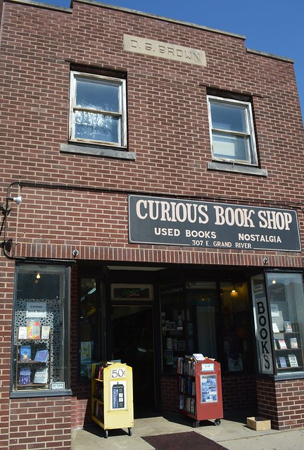 Curious Book Shop