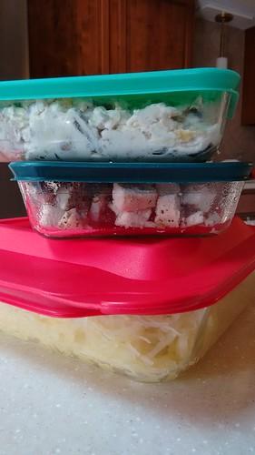 Freezer items