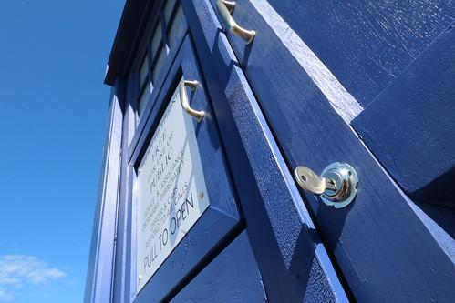 Key to the TARDIS III (SOTC 173/365)