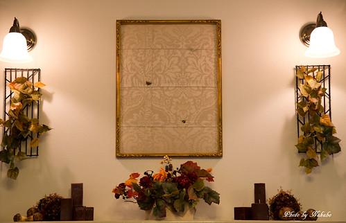 テーブルコーディネート「秋の集い~お月見会~」
