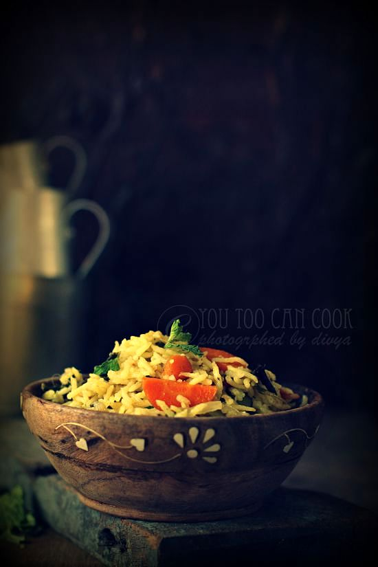 vegetable biryani 43