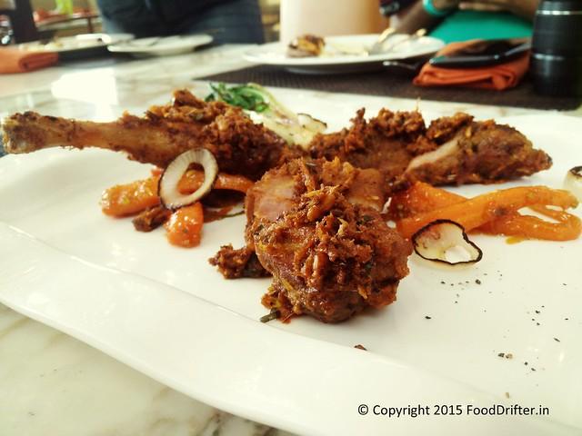 Indonesian Roast Duck