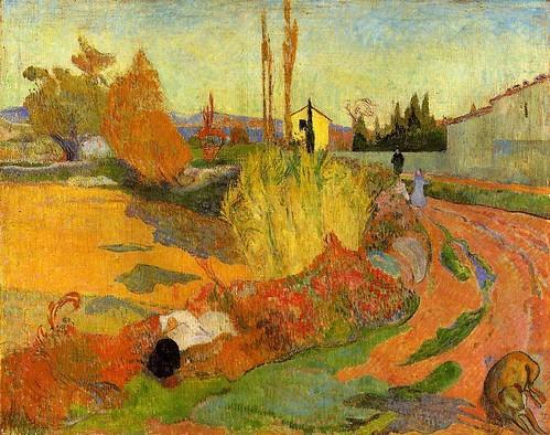 gauguin_landscape_arles_1888