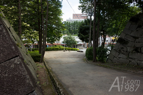 Morioka Castle - Shimo-kuruwa