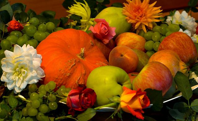 Frutta e Colori di Stagione