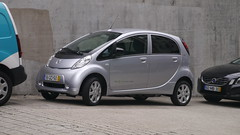 mitsubishi(0.0), automobile(1.0), mitsubishi i miev(1.0), vehicle(1.0), automotive design(1.0), city car(1.0), compact car(1.0), land vehicle(1.0), hatchback(1.0),